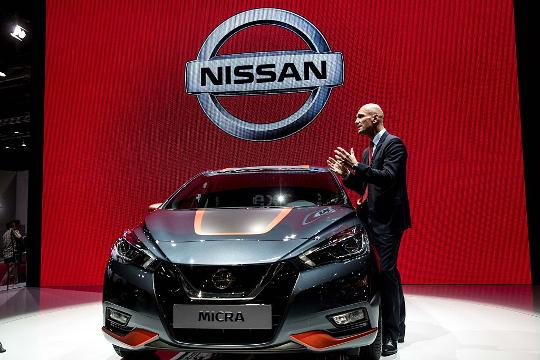 Nissan sales rise 4.9 pct., bucking forecasts of down month