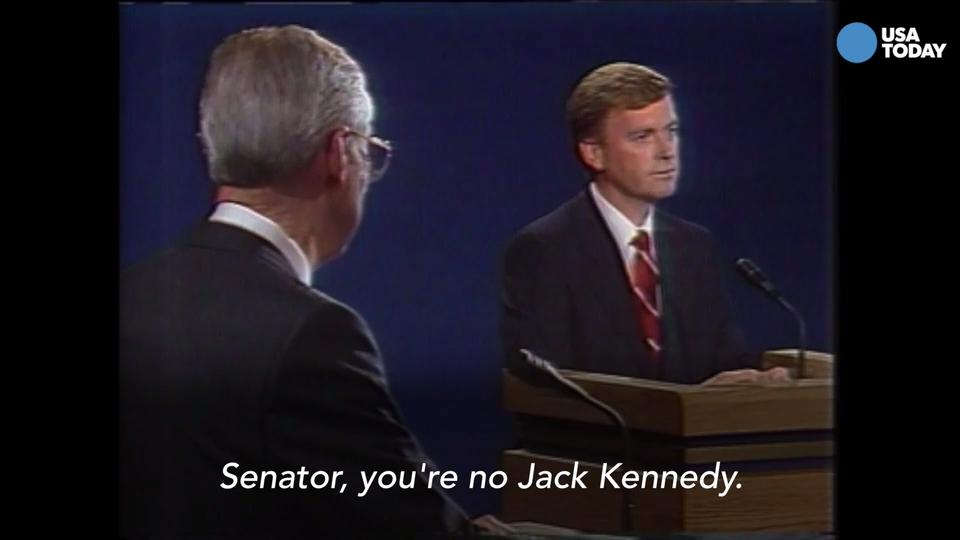Greatest moments from past VP debates