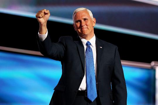 RNC declares Pence 'clear winner' of debate before it's even started