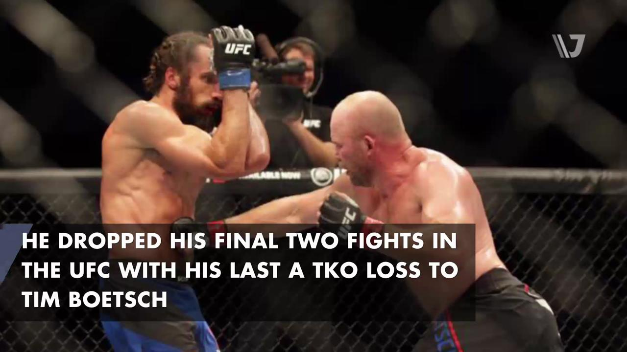"""Samman, who was found unresponsive in his home six days ago, was a contestant on the reality show """"The Ultimate Fighter 17"""" and a current UFC fighter."""