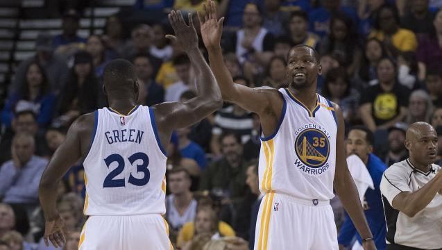 Star-studded Warriors outlook still to be determined