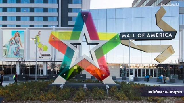 Mall of America Gives Thanksgiving Back to Employees