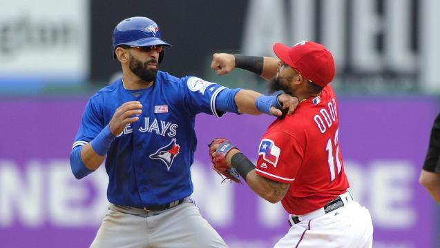 Rangers, Blue Jays set for ALDS rematch