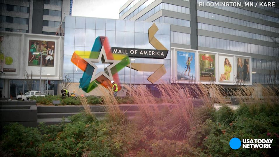 Mall of America will be closed Thanksgiving day.
