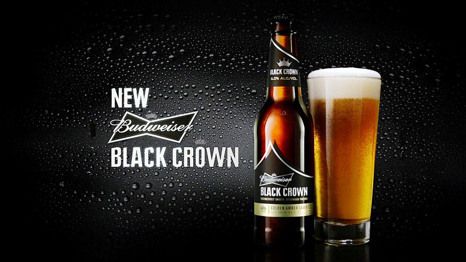 Anheuser Black Crown: Celebration