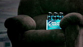 Anheuser Bud Light: Luck Chair (Admeter 2013)