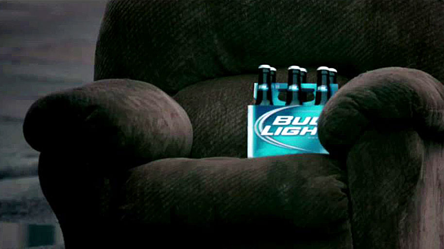 Anheuser Bud Light: Luck Chair