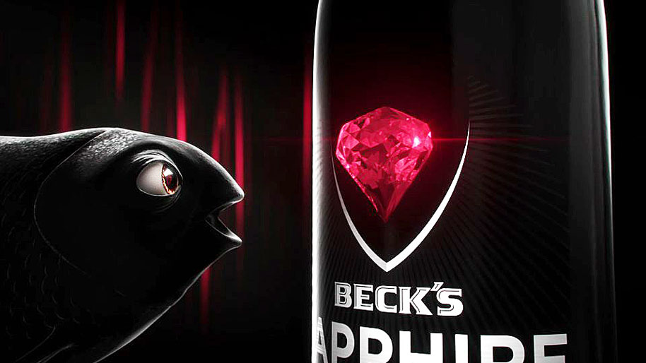 Anheuser Beck's: Sapphire