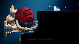 M&M's: Love Ballad (Admeter 2013)