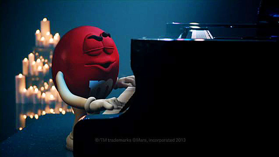 M&amp;M's: Love Ballad