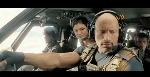Universal: Fast &amp; Furious 6 trailer