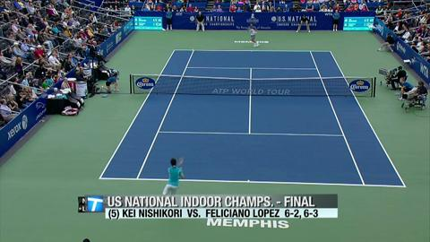 Tennis Channel Court Report 02.24.13