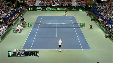 Tennis Channel Court Report 04.07.13