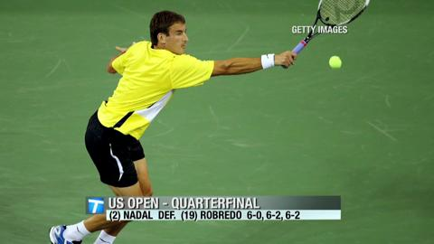 Court Report: Day 10 at the U.S. Open