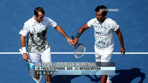 Court Report: Day 11 at the U.S. Open