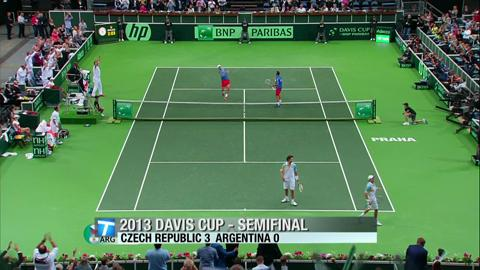 Tennis Channel Court Report 09.15.13