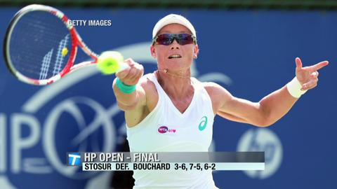 Tennis Channel Court Report 10.13.13