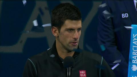 Tennis Channel Court Report 11.11.13