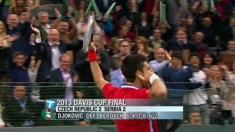 Tennis Channel Court Report 11.17.13