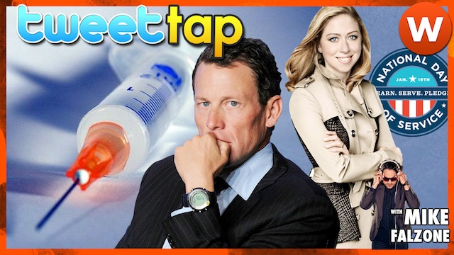 Lance Armstrong Confesses and Nobody's Happy #TweetTap