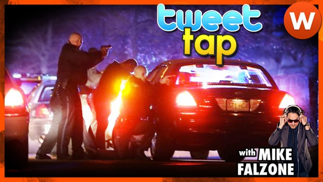 Boston Manhunt #TweetTap