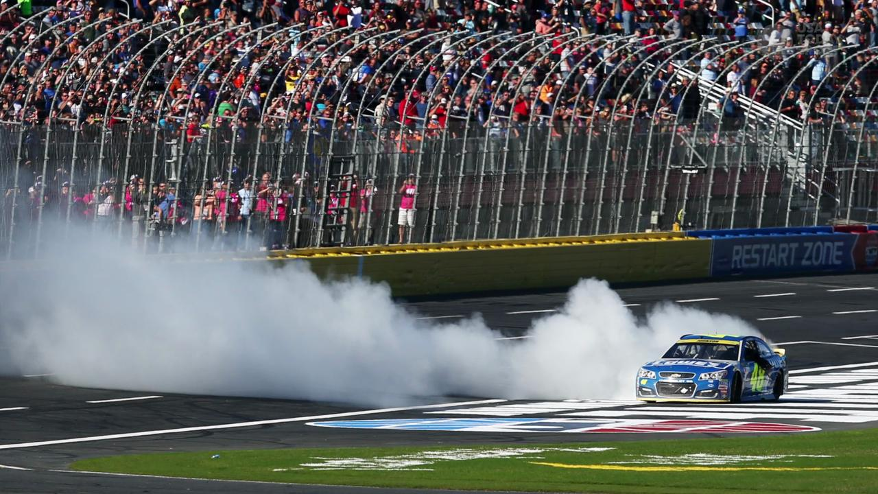 USA TODAY Sports' Brant James looks ahead to the Hollywood Casino 400 and the story lines that fans should keep an eye on leading up to this weekend's race.