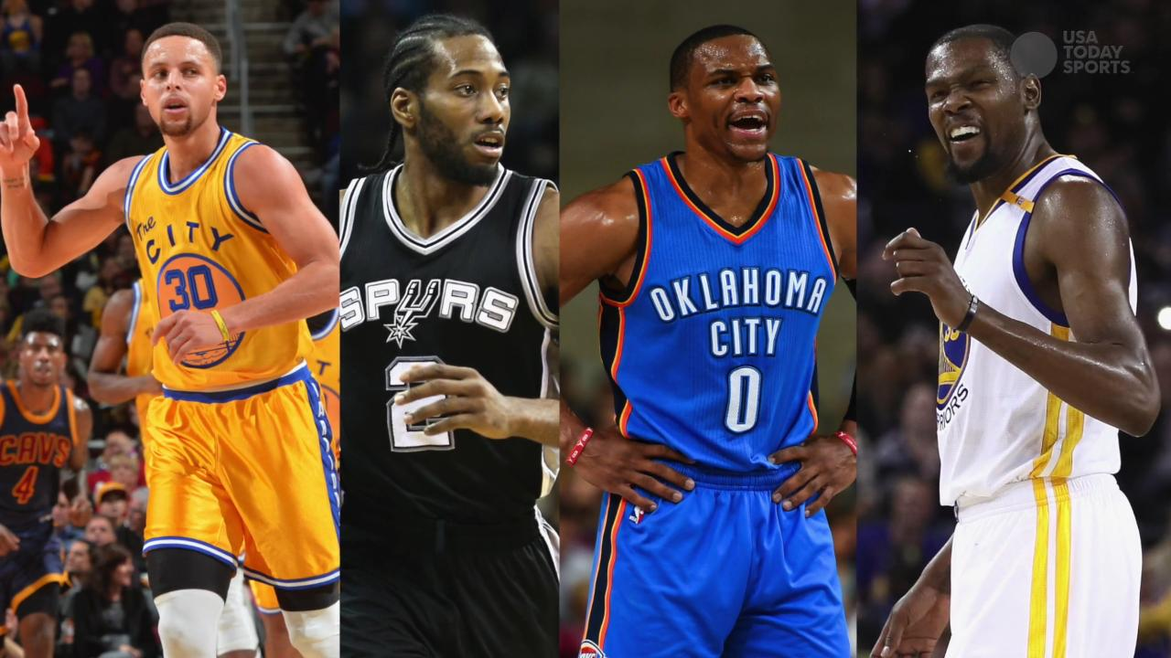 NBA preview: Warriors lead 'loaded' Western Conference