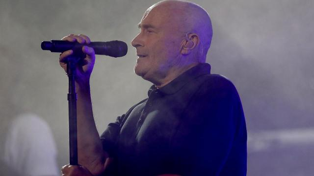 """Phil Collins is getting back on the road with the """"Not Dead Yet"""" tour. The legendary singer announced the trek Monday, revealing nine dates in Europe in June 2017."""