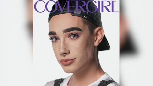 CoverGirl introduces first CoverBoy