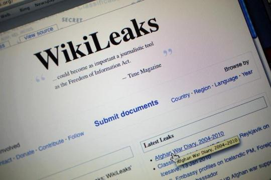 Wikileaks drops another 'October surprise'