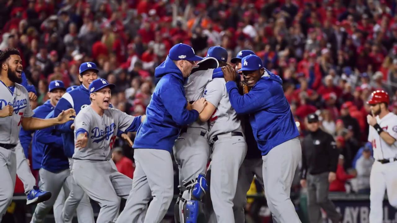 Dodgers advance after classic NLDS Game 5