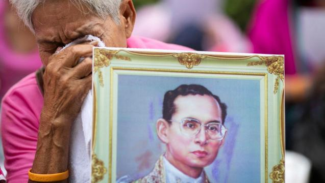 Remembering Thai King's seven decades of rule