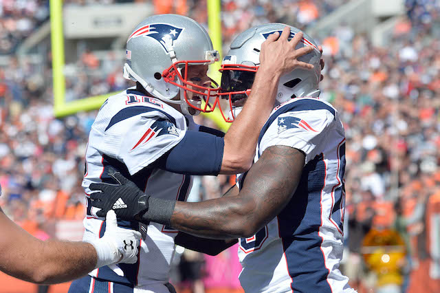 Week 5 NFL hot reads: Tom Brady doesn't miss a beat