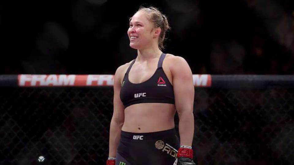 Ronda Rousey gets a chance to reclaim the belt she lost to Holly Holm. She fights current champ Amanda Nunes at UFC 207 in Las Vegas on Jan. 30.