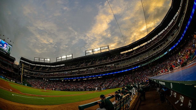 Baseball stadiums on the way out or in danger of extinction