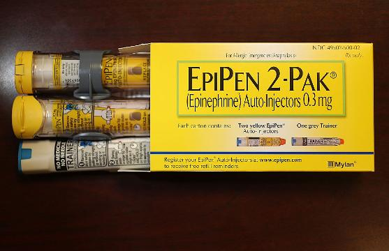 Mylan to pay $465M settlement over EpiPen