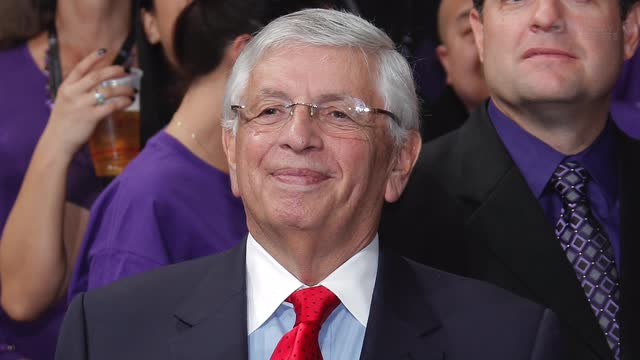 How David Stern affected 2013 sale of Kings