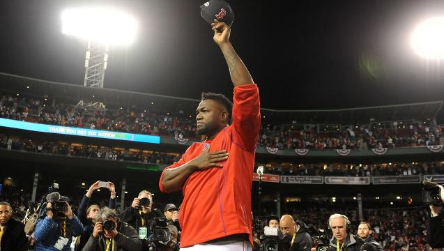 David Ortiz's career comes to an end