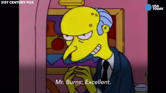 The unsung stars of The Simpsons: Ralph Wiggum and Mr  Burns