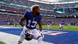 Week 6 injury roundup: Beckham Jr. escapes injury, records monster day