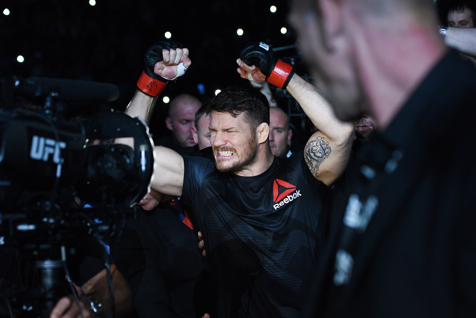 What's next for Bisping after first UFC title defense?