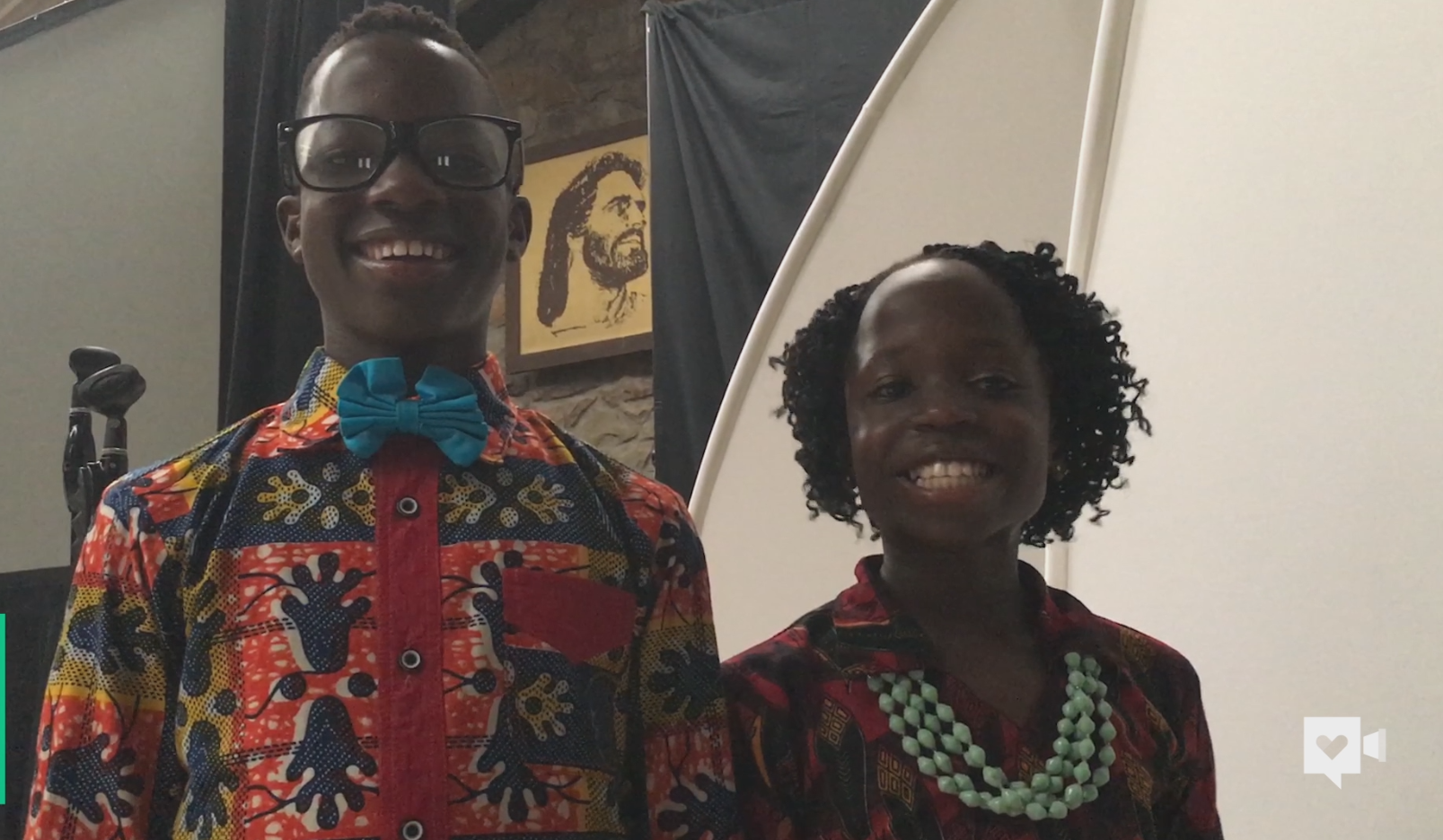 Ugandan children's choir find hope and love through music