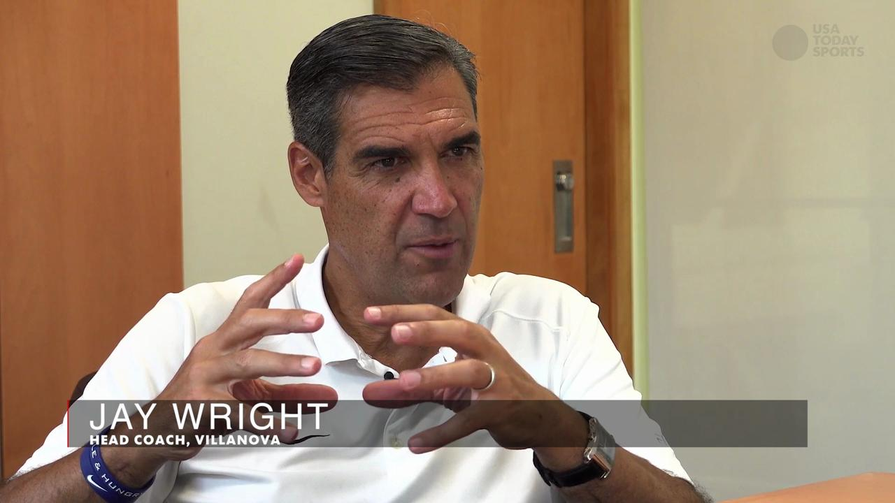 Jay Wright's 'bang' moment in the Final Four