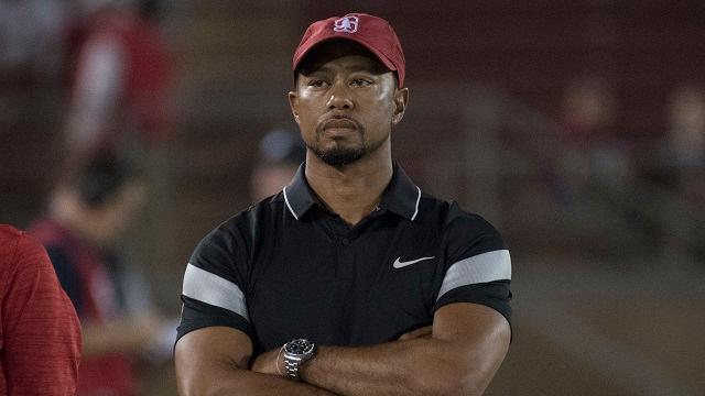 Tiger Woods withdrawing from Safeway Open