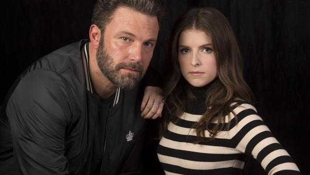 Ben Affleck and Anna Kendrick teach us how to bond with our coworkers