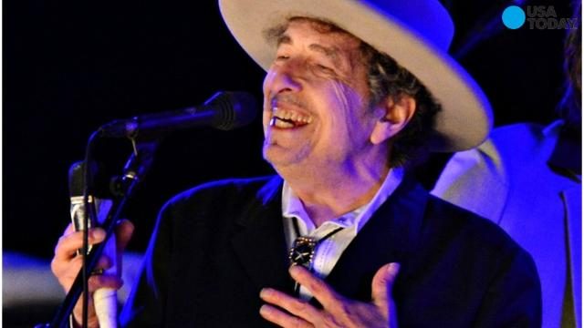Writers welcome Nobel for Bob Dylan