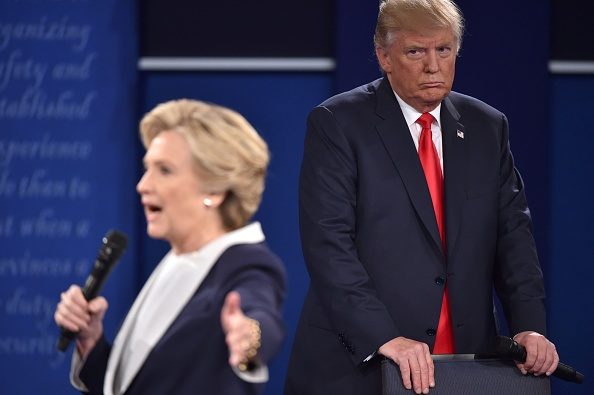 Fact-checking the presidential debate: Fibs and fiction