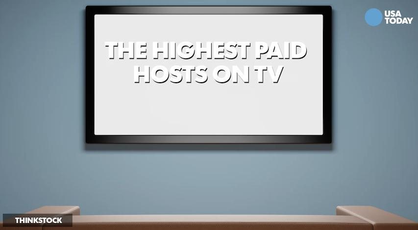 30b75e4739b6 TV s top paid hosts - who tops the list