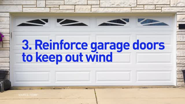 14 x 7 garage door hurricane irma how to prepare an emergency kit