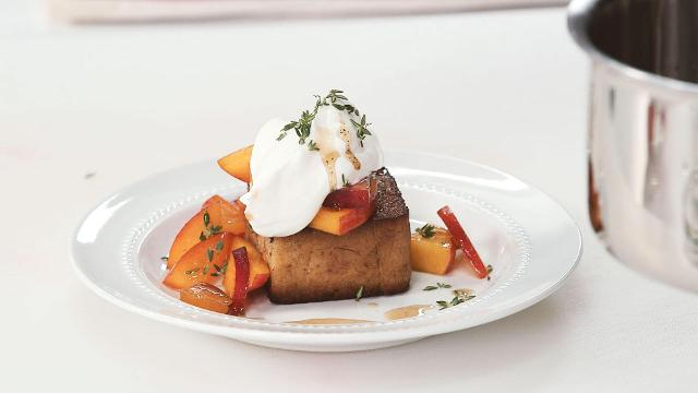 Scott Crawford's Cornbread Pudding